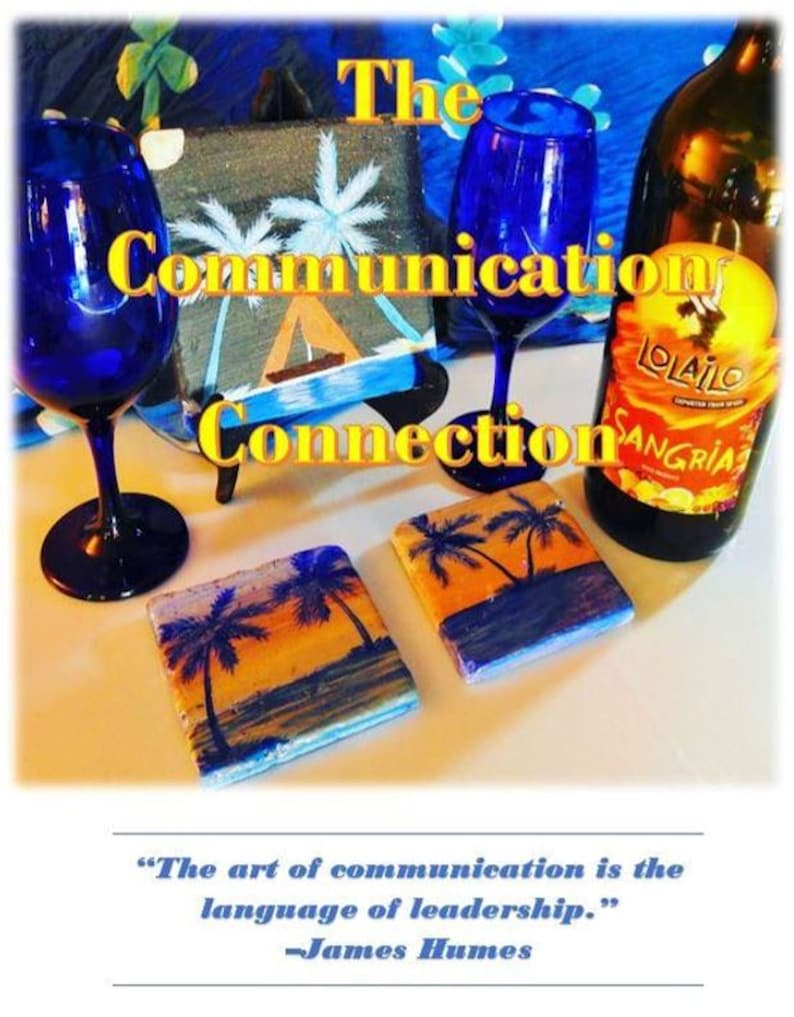 Communication Connection/ Everyday Vacay Cyber Seminar Series image 0