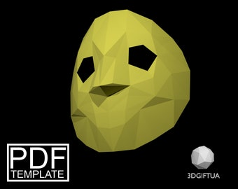 phantom of the opera mask diy mask halloween mask paper etsy