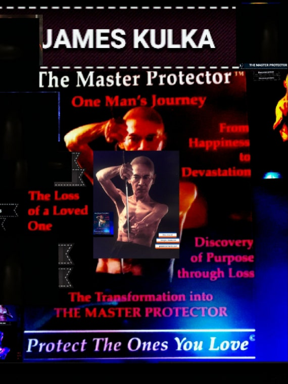 protect the ones you love James kulka Dvd THE MASTER PROTECTOR/""