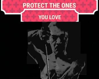 "JAMES kulka""The master protector""( poster#71)samurai,ninja,karate,kungfu"