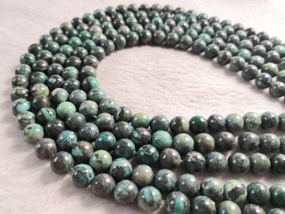 Pcs Gemstones DIY Jewellery Making Malaysian Jade Round Beads 10mm Turquoise 38
