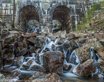 Stone Bridge, Acadia National Park