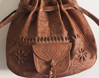 Genuine Moroccan Leather bag