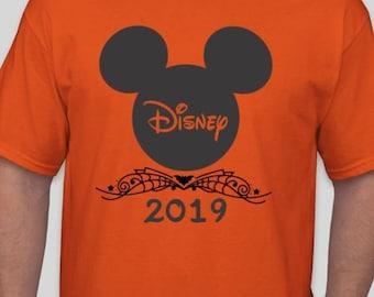 3f003c8a Halloween Family Mickey Minnie Shirts, Halloween, Matching Vacation Shirts, Disney  Shirts Vacation, Mickey Head Shirts, Pumpkin, fall
