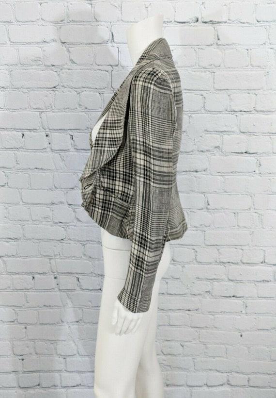 Vivienne Westwood Anglomania 1990s Vintage Black … - image 4