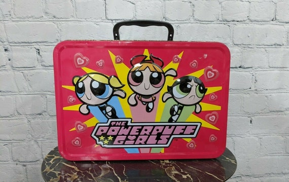 The Powerpuff Girls Y2K Vintage Collectible Large