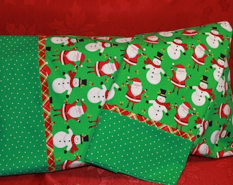Personalized Christmas Pillowcase