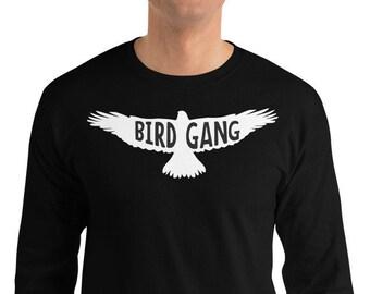 faabd61a Bird gang shirt | Etsy