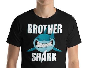 Brother Shirt - Brother Shark - Shark Shirt - Shark - Shark Birthday - Shark Week - Sharks - Shark Tshirt - Shark Birthday Shirt