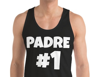 Dad Shirt - Padre #1 Shirt - Padre Shirt - Dad - Gift for Dad - Fathers Day Shirt - Fathers Day - Fathers Day Gift - Shirt for Dad - Daddy