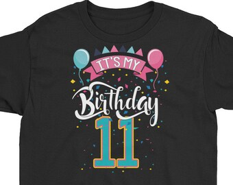 11th Birthday Shirt