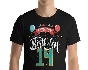 14th Birthday Shirt