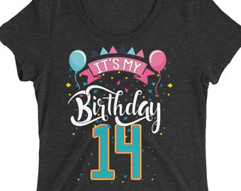 Birthday Shirt Turning 7 Gift 7th