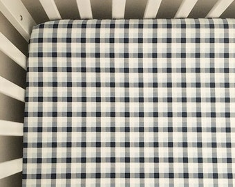 Summer Skies - Fitted Cot Sheet