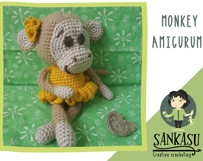 cute monkey toy for girls