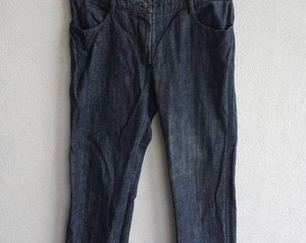 Chanel Blue Jeans