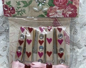 Love Magnets - Pink
