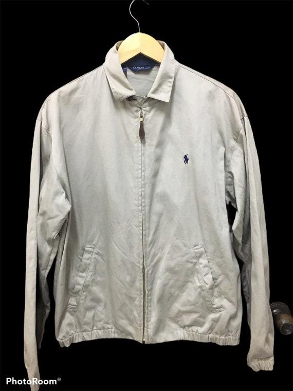 Vintage Polo Jacket / Vintage Polo Usa Jacket