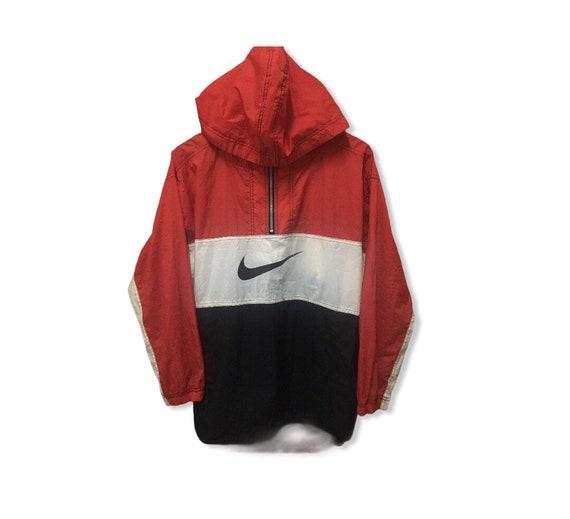 Vintage Nike Windbraker/ Nike Anorak/ Nike Swoosh