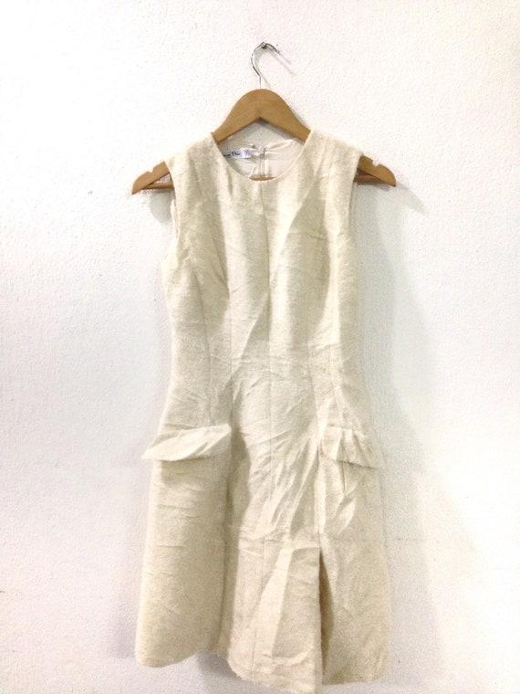On Sale!!! Vintage Dior / Vintage Dress christian