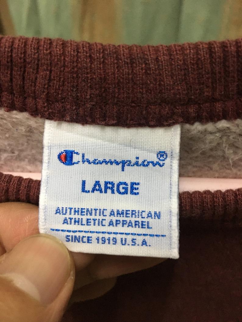 On Sale! Champion sweatshirtChampion usaChampion small logochampion redcolour