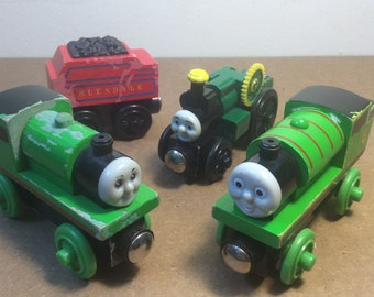 3 Thomas and Friends Train Engines