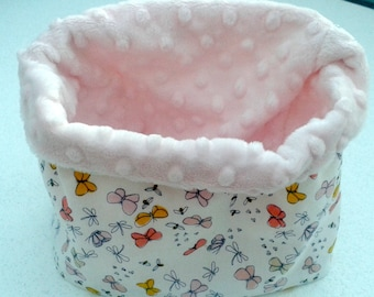 Round neck or snood baby N2