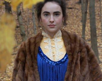 Essential Vintage Fur Stole