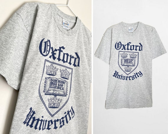 Vintage 90's Oxford Collegiate Tee