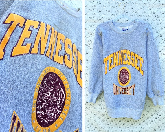Vintage 1980's Graphic Tennessee Collegiate Sweats