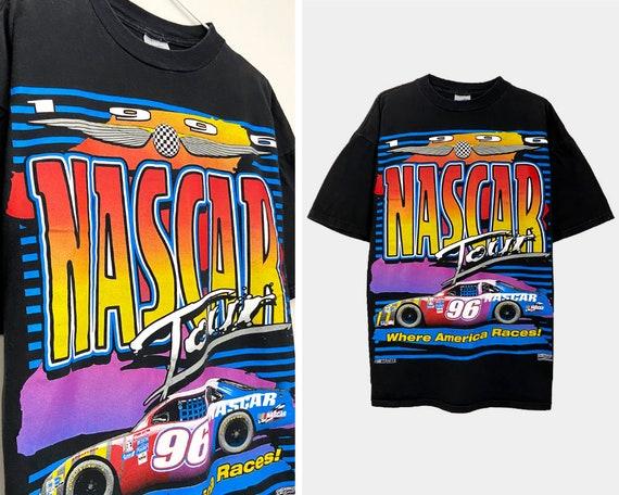 Vintage 1996 NASCAR Graphic Tee