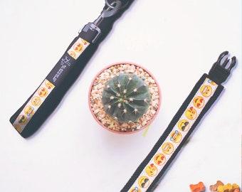 Extra Handle for Leash/Multifunctional leash/Extra Handle for Dog leash - EMOJI