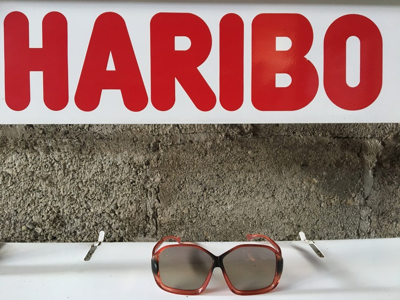 Vintage In Sunglasses Made 70's France QBshCxrtd