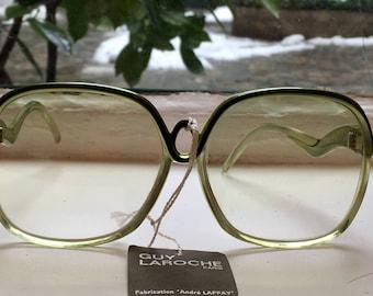 Vintage eyewear Guy Laroche sunglasses France