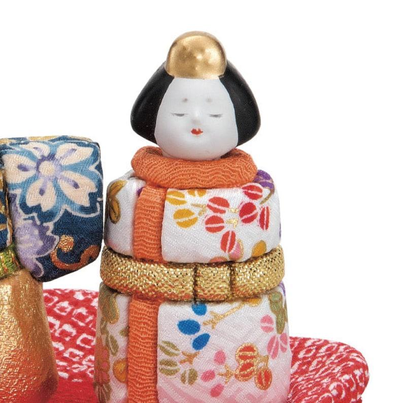 UMEHINA 01-649\u201d Kimekomi Craft Kit  Japanese Traditional Doll