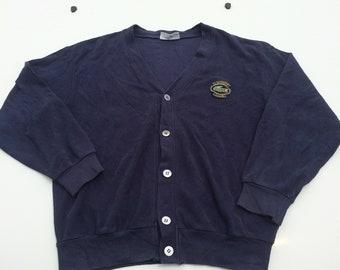 Vintage 90's Lacoste Button Jacket M