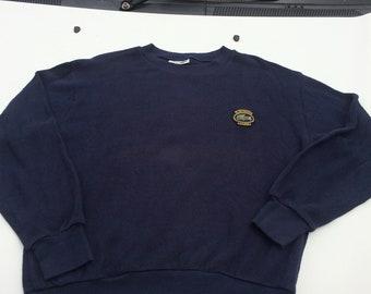 Vintage 90's Lacoste Sweatshirt L
