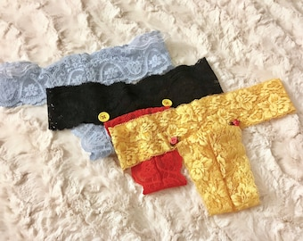 b8bec5e8172e Choose 3 Disney Inspired Thongs