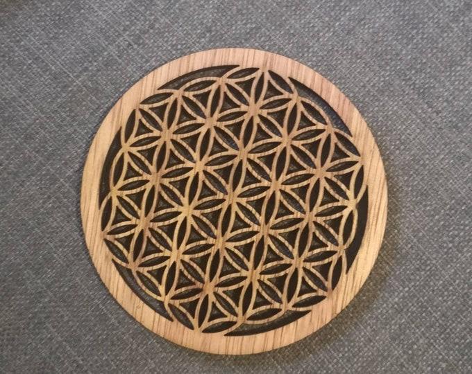 Sacred Geometry, Life Flowers