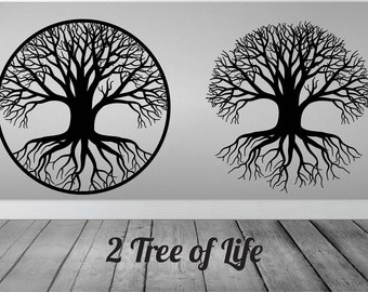 Tree Of Life Svg Etsy