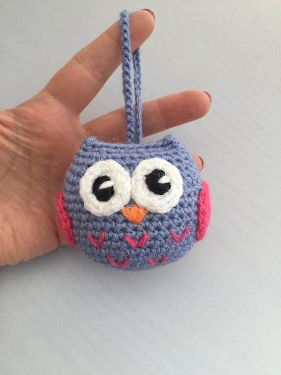 Amigurumi Crochet Owl Free Patterns Instructions | 760x570