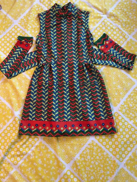 1960's Union made dress