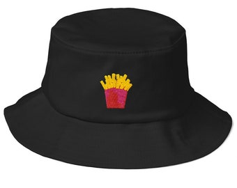 French Fries Bucket Hat 4a9a9e923f1
