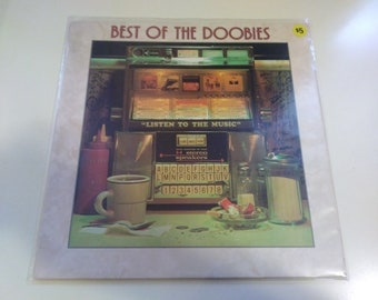 The Doobie Brothers - Best Of The Doobies VG++ Re-issue Press Warner Bros BSK 3112  Record 1979 Play Tested Classic Rock