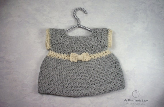 9d1a5bfae82f Baby Girl Sweater And Hat Set Crochet Easy My Finished - Classy World