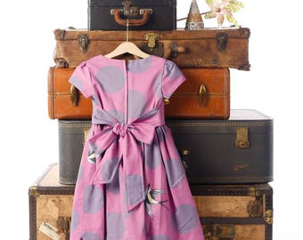Handmade Girls' Easter/Party Dress