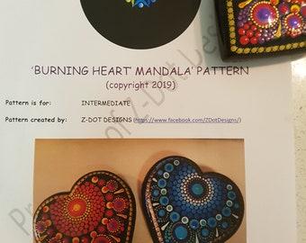 Dots mandala art | Etsy
