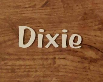 Dixie Decal