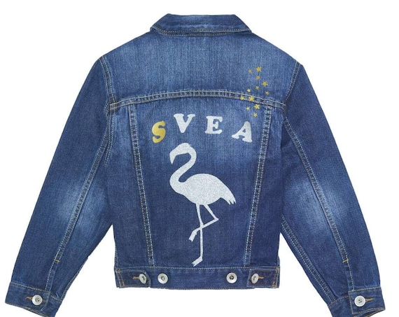 Available to order jacket child Say my Name (personalization with the name of your choice)
