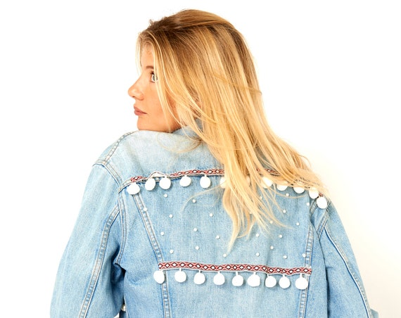 Available to order Pearl jacket